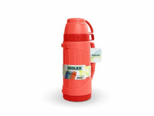 Термос Diolex DXP-1800-1-R 1.8л красный