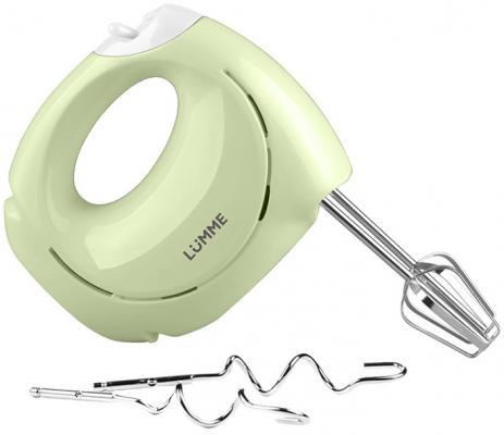 Миксер ручной Lumme LU-1815 250 Вт зеленый нефрит