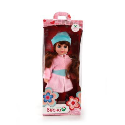 Кукла ВЕСНА Алла 3 35 см  В947 весна кукла алла 2