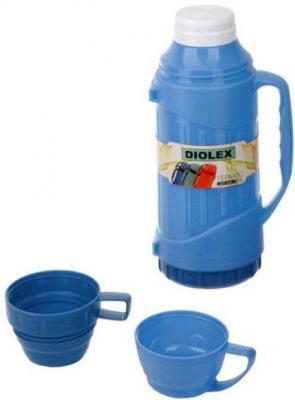 Термос Diolex DXP-3200-1-B 3,20л синий