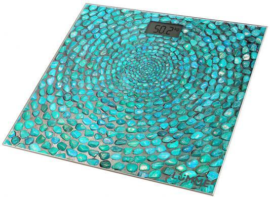 Весы напольные Lumme LU-1329 голубая бирюза мультиварка lumme lu 1445 860 вт 5 л черный красный