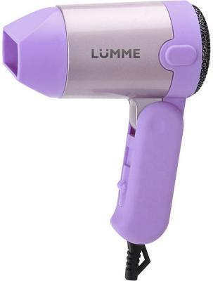 Фен Lumme LU-1044 лиловый аметист утюг lumme lu 1124