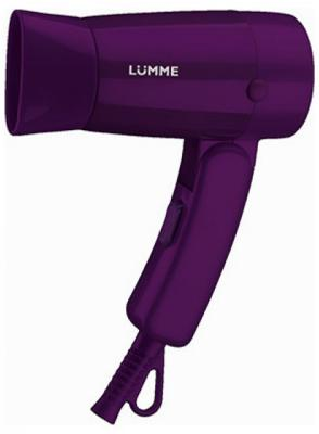 Фен Lumme LU-1040 фиолетовый чароит фен lumme lu 1043 1400вт фиолетовый чароит