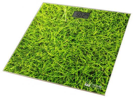 Весы напольные HOME ELEMENT HE-SC906 молодая трава зелёный