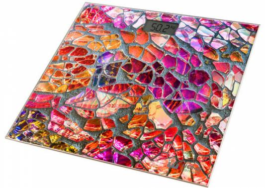 Весы напольные HOME ELEMENT HE-SC906 мозайка