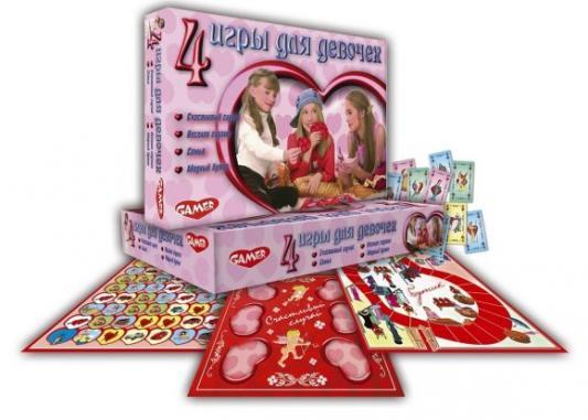 Настольная игра ходилка Dream makers 1163Н