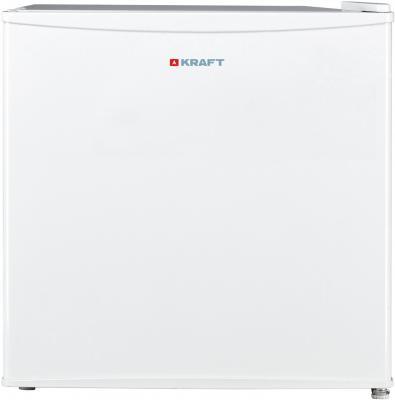 Холодильник Kraft BC(W)-50 белый двухкамерный холодильник kraft bc w 91