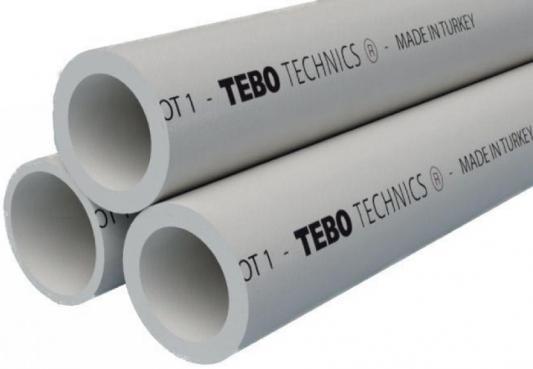 Труба полипропилен TEBO PN10 25 (Размер: 25)