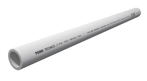 Труба полипропилен TEBO PN20  32 (Размер: 32)