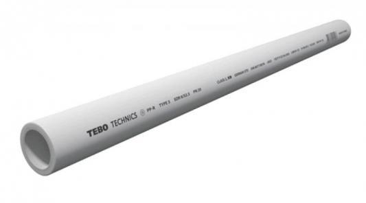 Труба полипропилен TEBO PN20 (стекловолокно) 25 (Размер: 25)