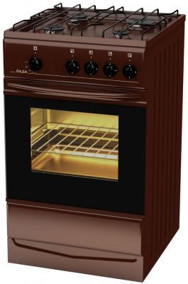 Газовая плита LADA Лада PR 14.120-04 Br коричневый