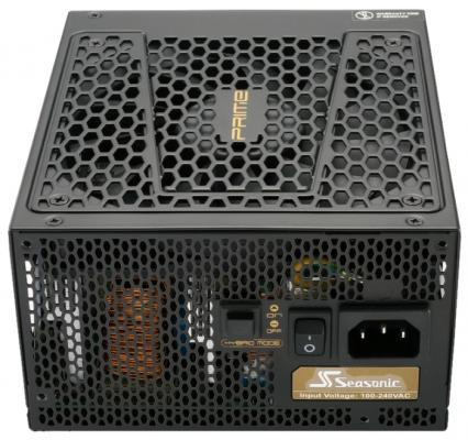 БП ATX 1000 Вт Seasonic Prime Gold SSR-1000GD блок питания atx 650 вт seasonic prime ultra gold ssr 650gd2