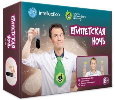 """Набор для экспериментов INTELLECTICO """"Опыты с профессором Николя"""" - Египетская ночь  859"""