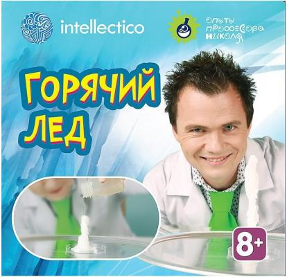 """Набор для опытов INTELLECTICO с профессором Николя """"Горячий лёд"""" 854"""