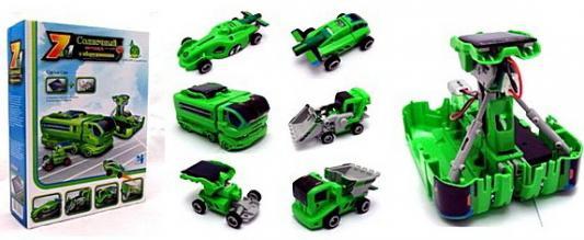 Купить Игровой набор Kakadu Сделай Сам 7 в 1 Солнечный автопарк AutP, для мальчика, Игровые наборы Юный мастер