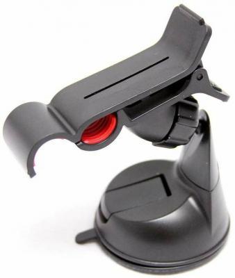 Автомобильный держатель Wiiix HT-S4Sgl черный автомобильный держатель wiiix ht 22 черный