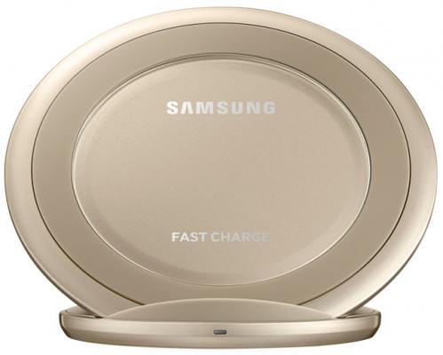 Беспроводное зарядное устройство Samsung EP-NG930BFRGRU 1A золотой
