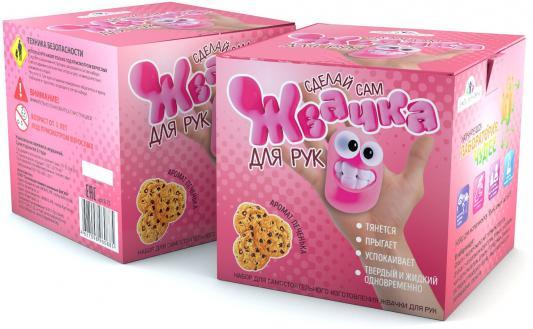 """Игровой набор Инновации для детей Юный Химик """"Жвачка для рук - Печенька""""  815"""
