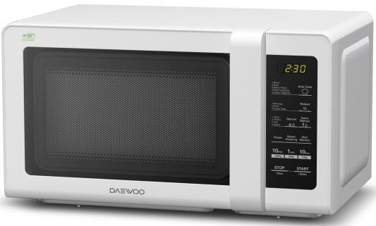 СВЧ DAEWOO KOR-662BW 700 Вт белый daewoo kor 662bw белый