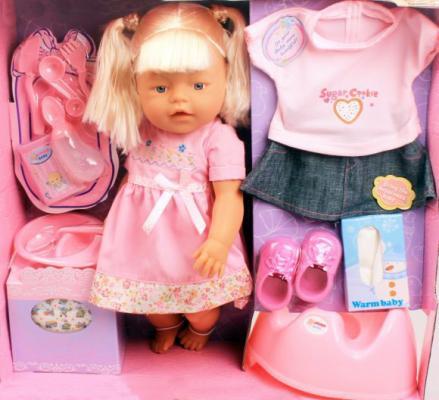 Кукла Shantou Gepai Хельга RT05062 42 см писающая в ассортименте