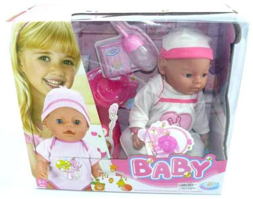 Кукла-младенец Shantou Gepai RT05068-2