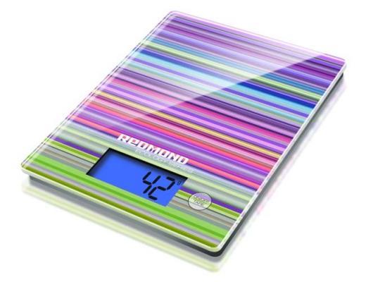 Весы кухонные Redmond RS-736 рисунок весы кухонные redmond rs 736 рисунок