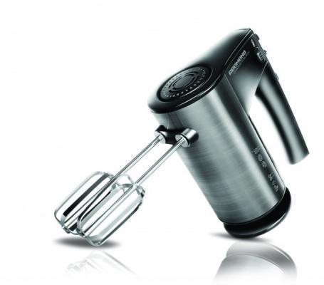 Миксер ручной Redmond RHM-M2103 500 Вт серебристый черный