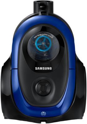 Пылесос Samsung VC18M2110SB/EV сухая уборка синий пылесос с контейнером samsung vc21k5136vb ev