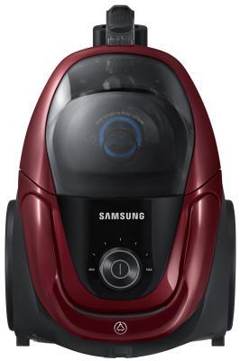 Пылесос Samsung SC18M31A0HP (VC18M31A0HP/EV) сухая уборка бордовый