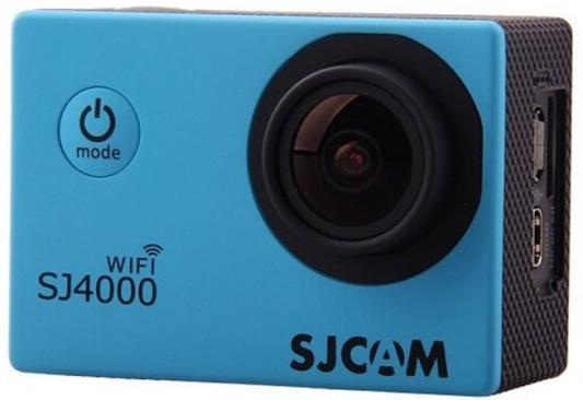 Экшн-камера SJCAM SJ4000 синий