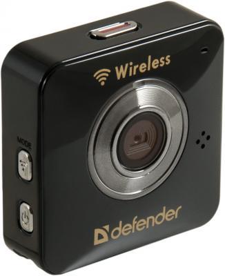 Видеорегистратор Defender Car vision 2030 1280x720 100° microSD microSDHC датчик движения USB Wi-Fi 68030