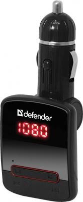 FM трансмиттер Defender RT-Hit Пульт ДУ 68010