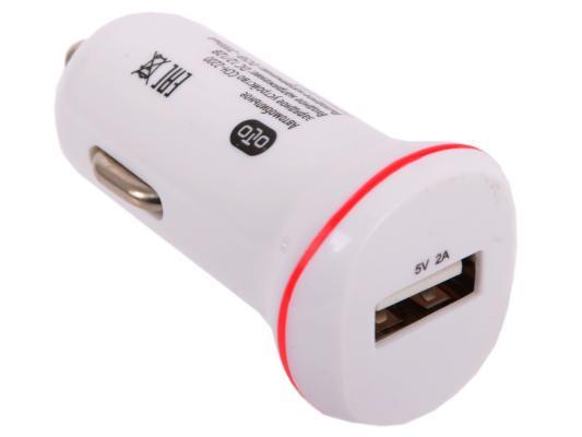 Автомобильное зарядное устройство Olto CCH-2200 USB 2А белый HARPER-O00000961 автомобильное зарядное устройство olto cch 2120 3 1a 2 usb белый