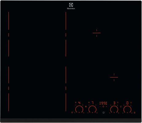 Варочная панель электрическая Electrolux EHXD675FAK черный electrolux ehh6340fok