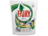 Купить Средство Fairy All in 1 для мытья посуды посудомоечных машин 39шт 80232599