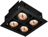 Купить Встраиваемый светильник Arte Lamp Cardani A5930PL-4BK