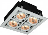 Купить Встраиваемый светильник Arte Lamp Cardani A5930PL-4WH